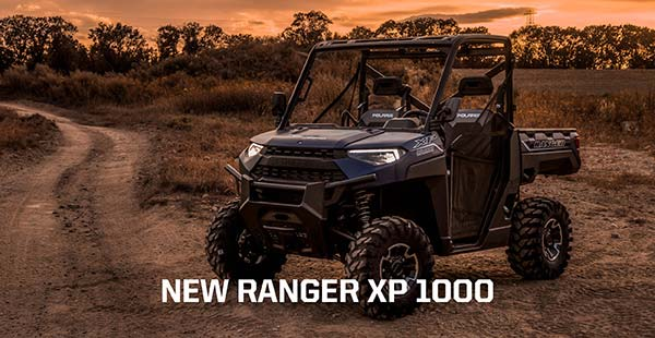 New Ranger XP 1000
